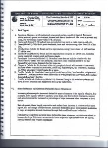 Novato Fire Protection Standard 220  Vegetation/Fuels Management Plan (cont'd)  page 22